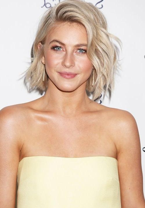 Featured Photo of Julianne Hough Short Hairstyles