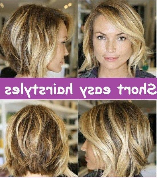 25+ Beautiful Low Maintenance Hairstyles Ideas On Pinterest In Easy Maintenance Short Hairstyles (View 4 of 20)