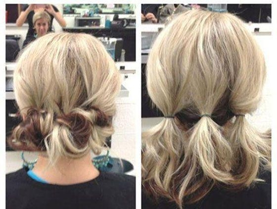 25+ Beautiful Short Formal Hairstyles Ideas On Pinterest | Formal Throughout Short Hairstyles For Formal Event (View 5 of 20)