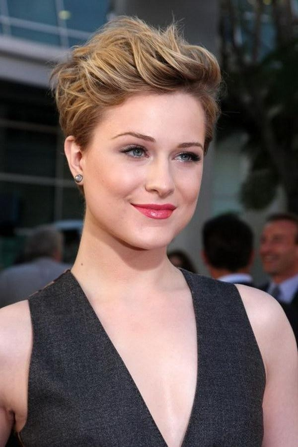 Featured Photo of Short Hairstyles Swept Off The Face
