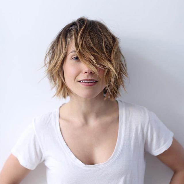 25+ Beautiful Sophia Bush Short Hair Ideas On Pinterest | Sophia Pertaining To Sophia Bush Short Hairstyles (View 3 of 20)