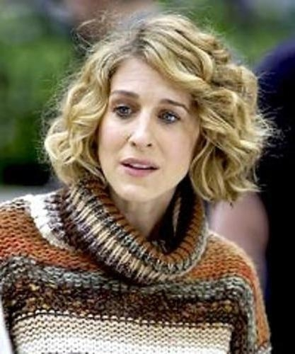 25 Best Hopefully Hair Images On Pinterest | Braids, Hairstyles Intended For Carrie Bradshaw Short Haircuts (View 4 of 20)