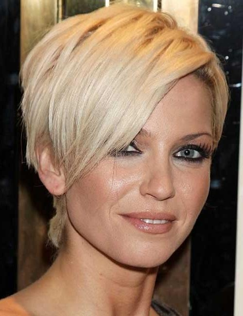 25 Best Short Hair Over 40 | Short Hairstyles & Haircuts 2017 With Regard To Short Haircuts For Women In Their 30S (View 4 of 20)