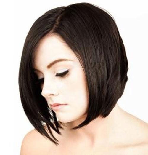 25 Best Short Haircuts For Oval Faces | Short Hairstyles 2016 Regarding Short Hairstyles For Petite Faces (View 5 of 20)