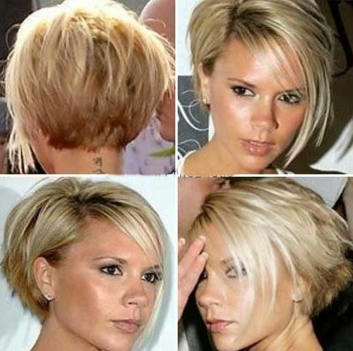 25 Best Victoria Beckham Bob Hairstyles | Bob Hairstyles 2017 With Regard To Victoria Beckham Short Hairstyles (View 18 of 20)