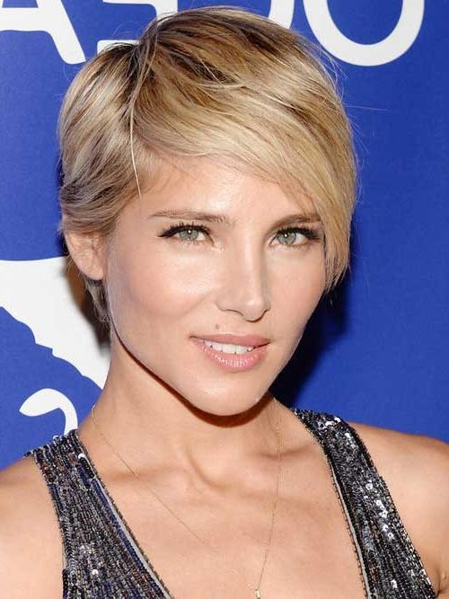 25 Celebrity Short Hairstyles For Women | Short Hairstyles 2016 Inside Celebrities Short Haircuts (View 12 of 20)
