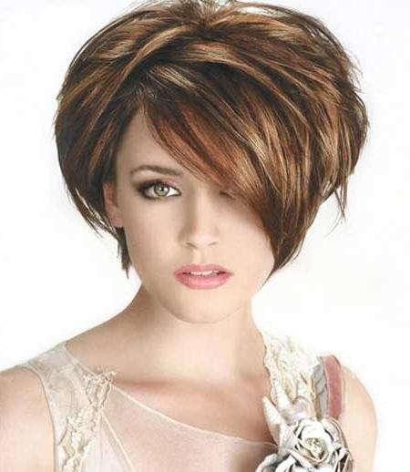 25 Cute Short Haircuts 2013 – 2014 | Short Hairstyles 2016 – 2017 Regarding Short Haircuts For Voluminous Hair (View 2 of 20)
