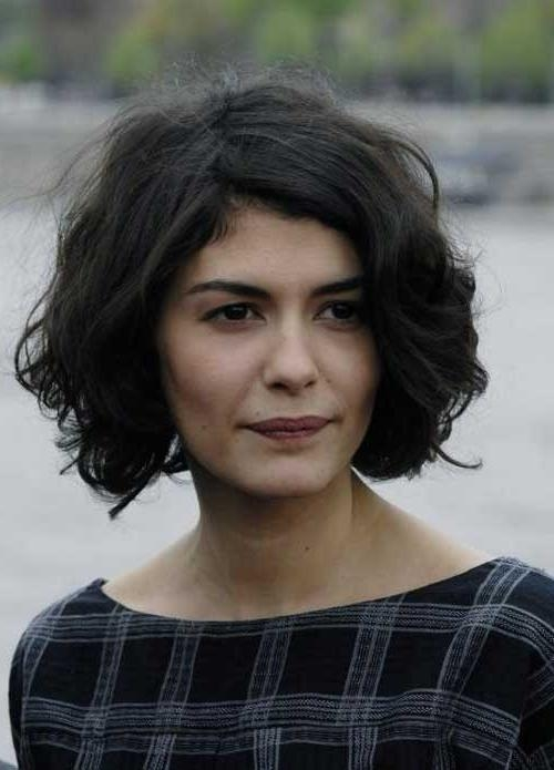 25 Cute Short Hairstyles | Short Hairstyles 2016 – 2017 | Most Regarding Audrey Tautou Short Haircuts (View 5 of 20)