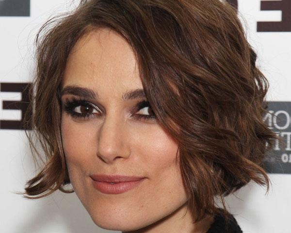 25 Encouraging Keira Knightley Short Hair – Slodive Regarding Keira Knightley Short Haircuts (View 12 of 20)