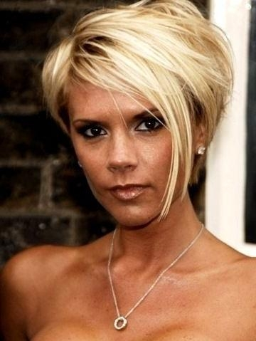 25+ Gorgeous Posh Spice Hair Ideas On Pinterest | Victoria Beckham In Posh Spice Short Hairstyles (View 4 of 20)