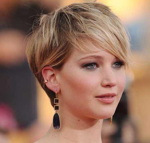 25 Jennifer Lawrence Pixie Haircuts | Pixie Cut 2015 Within Jennifer Lawrence Short Haircuts (View 6 of 20)