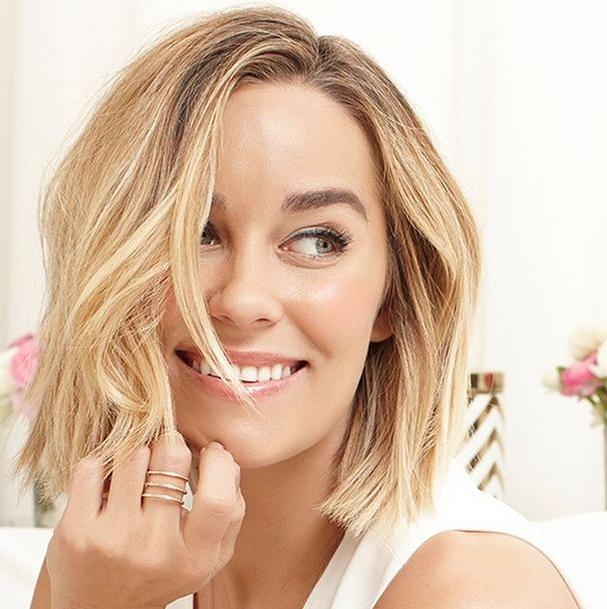 25+ Legjobb Ötlet A Pinteresten A Következővel Kapcsolatban With Lauren Conrad Short Haircuts (View 4 of 20)