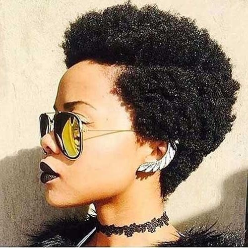 25 New Afro Hairstyles 2017 | Short Hairstyles 2016 – 2017 | Most For Afro Short Hairstyles (View 2 of 20)