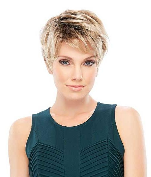 25 Pictures Of Pixie Haircuts | Short Hairstyles 2016 – 2017 With Feminine Short Haircuts (View 8 of 20)