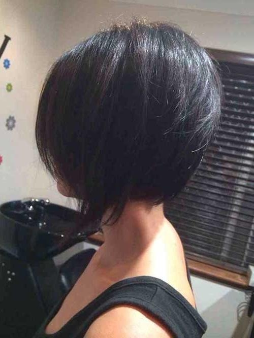 25 Short Inverted Bob Hairstyles | Short Hairstyles 2016 – 2017 Within Inverted Short Haircuts (View 11 of 20)