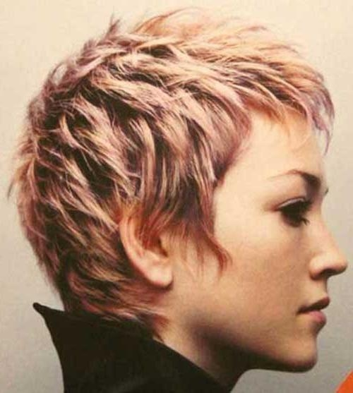 25 Short Layered Pixie Haircuts | Hairstyles & Haircuts 2016 – 2017 Within Pixie Layered Short Haircuts (View 5 of 20)