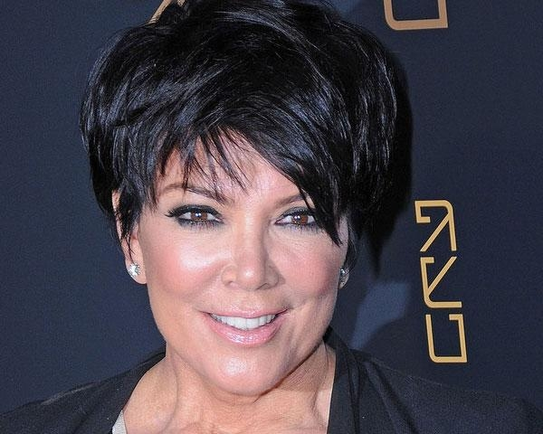 25 Super Sexy Kris Jenner Haircut Styles – Slodive With Regard To Kris Jenner Short Haircuts (View 1 of 20)