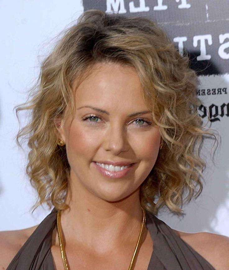 Featured Photo of Short Hairstyles For Curly Fine Hair