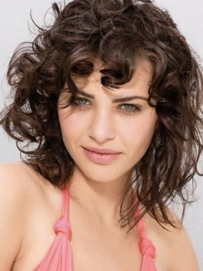 25 Trending Fine Curly Hair Ideas On Pinterest With Short Hairstyles For