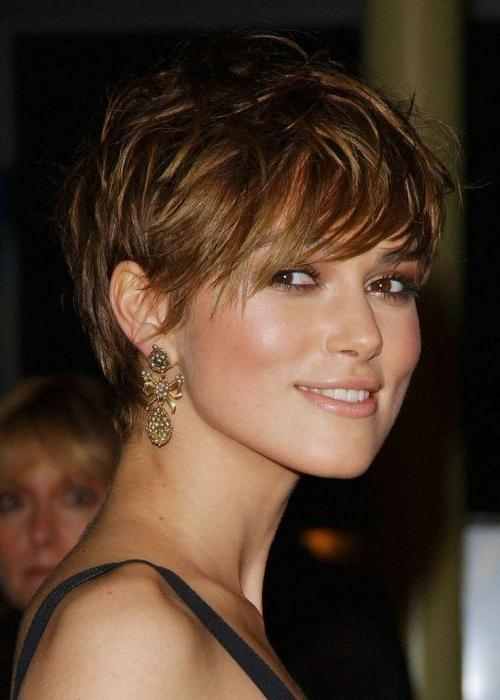 Photo Gallery of Short Hairstyles For Petite Faces (Viewing 15 of 20 ...