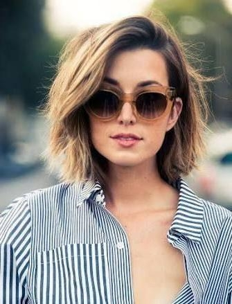 25+ Trending Hairstyle For Small Face Ideas On Pinterest | Small Within Short Hairstyles For Small Faces (View 6 of 20)