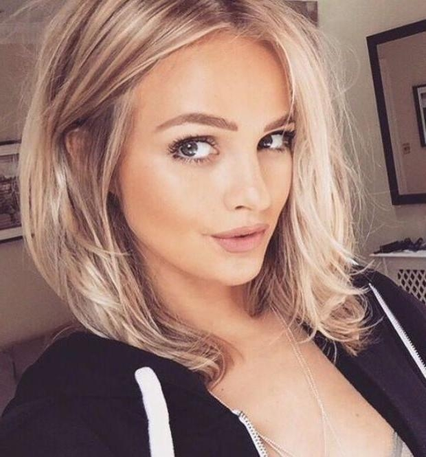 25+ Trending Oval Face Hairstyles Ideas On Pinterest | Oval Shape In Short Haircuts For Oblong Face (View 6 of 20)