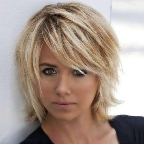 25+ Trending Short Choppy Haircuts Ideas On Pinterest | Choppy Within Choppy Short Hairstyles For Thick Hair (View 7 of 20)