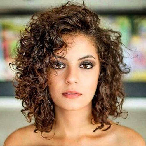 25+ Trending Short Curly Hair Ideas On Pinterest | Curly Short Regarding Curly Hair Short Hairstyles (View 8 of 20)