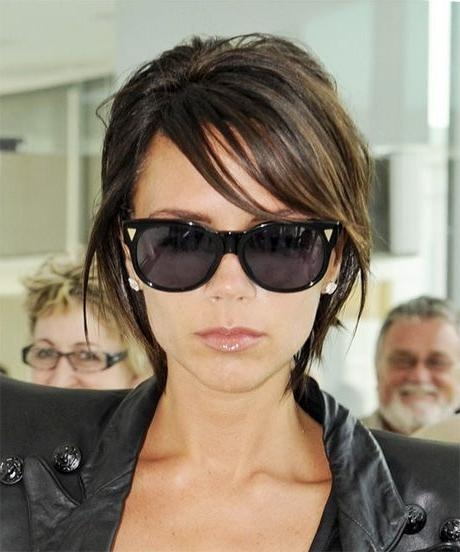 25+ Trending Victoria Beckham Short Hair Ideas On Pinterest Intended For Victoria Beckham Short Hairstyles (View 17 of 20)