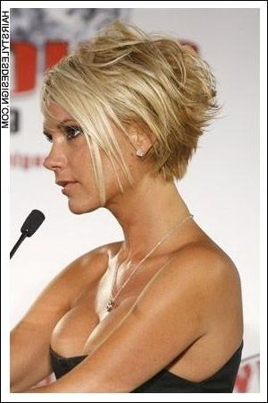 25+ Trending Victoria Beckham Short Hair Ideas On Pinterest Pertaining To Posh Short Hairstyles (View 18 of 20)