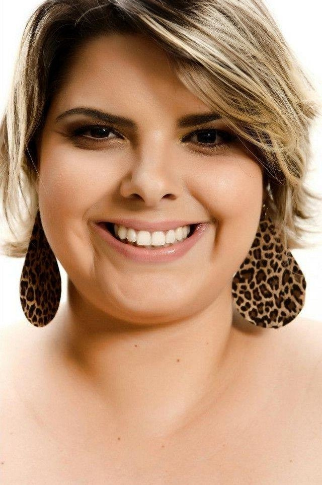 25+ Unique Fat Face Hairstyles Ideas On Pinterest | Fat Face Regarding Flattering Short Haircuts For Fat Faces (View 15 of 20)