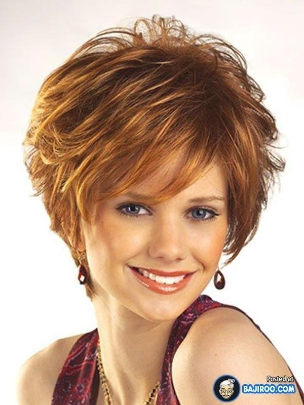 Photo Gallery Of Short Haircuts For Heavy Set Woman Viewing 15 Of