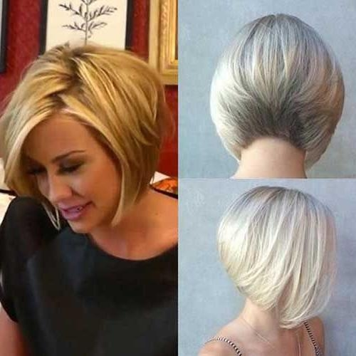 25+ Unique Haircuts For Fat Faces Ideas On Pinterest | Short Regarding Short Haircuts For Big Round Face (View 7 of 20)