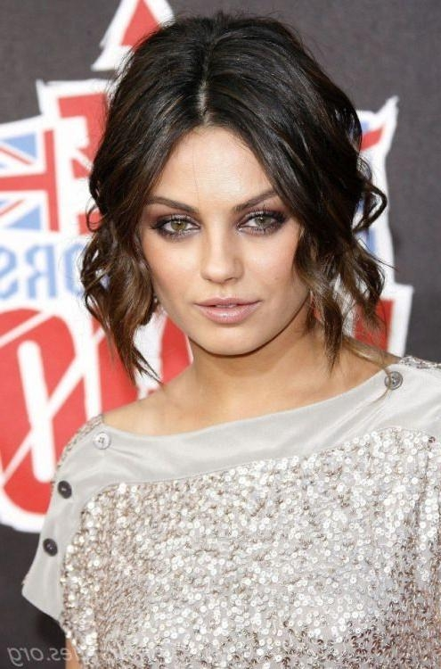 25+ Unique Hårband Fläta Ideas On Pinterest | Bikini, Vintage With Mila Kunis Short Hairstyles (View 3 of 20)