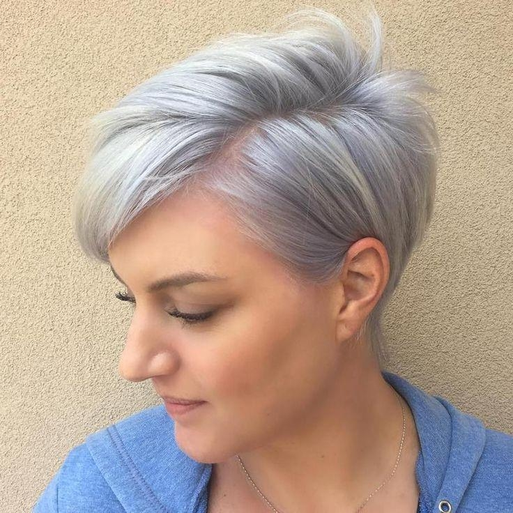 25+ Unique Short Fine Hair Ideas On Pinterest | Fine Hair Cuts Intended For Short Hairstyles For Thin Fine Hair (View 6 of 20)