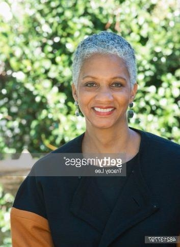 259 Best Older African American Women Hairstyles Images On Inside Short Hairstyles For Black Women With Gray Hair (View 8 of 20)
