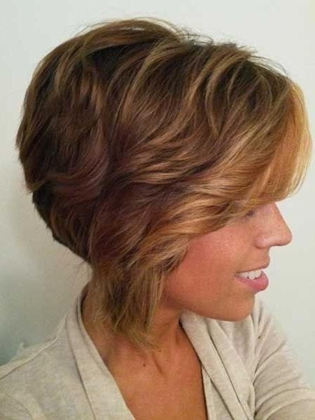26 Best Short Haircuts For Long Face – Popular Haircuts For Black Short Hairstyles For Long Faces (View 4 of 20)