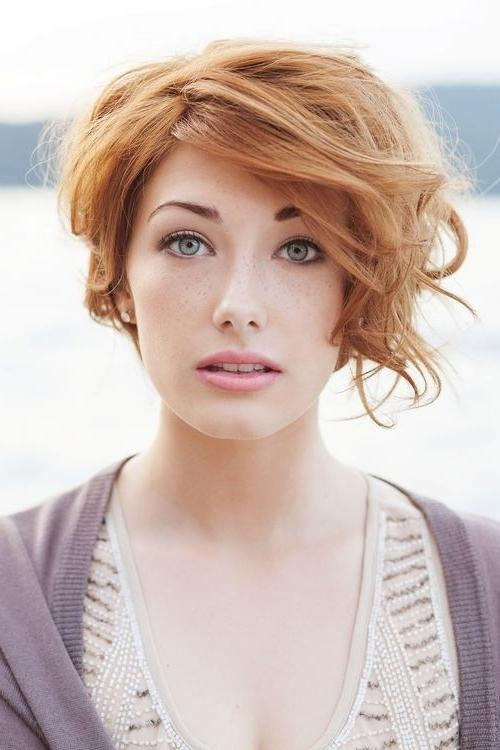 26 Best Short Haircuts For Long Face – Popular Haircuts In Short Haircuts For Oblong Face (View 8 of 20)