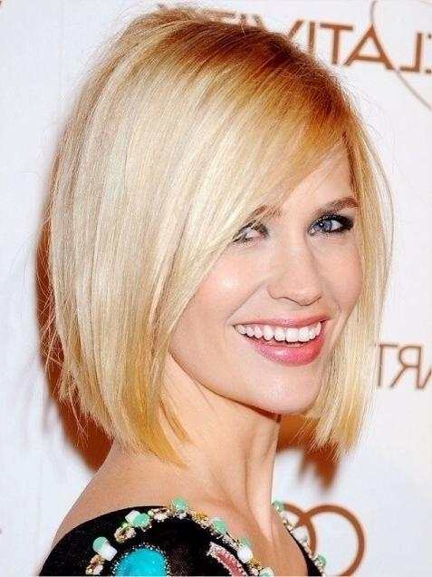 26 Best Short Haircuts For Long Face – Popular Haircuts Pertaining To Short Hairstyles For Petite Faces (View 10 of 20)