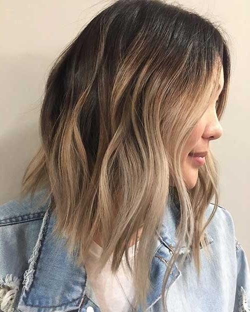 28 Balayage Colored Short Hair You Should See | The Best Short With Short Hairstyles With Balayage (View 2 of 20)