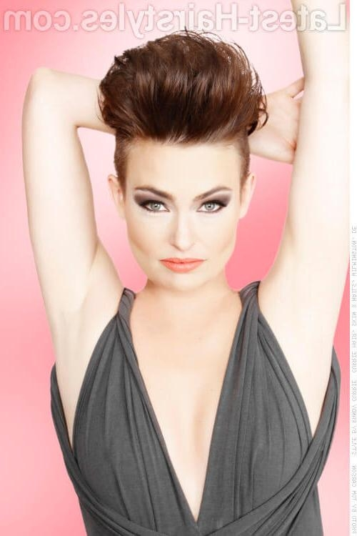29 Short Hairstyles For Round Faces You Can Rock! With Regard To Short Haircuts For Round Faces (View 7 of 20)