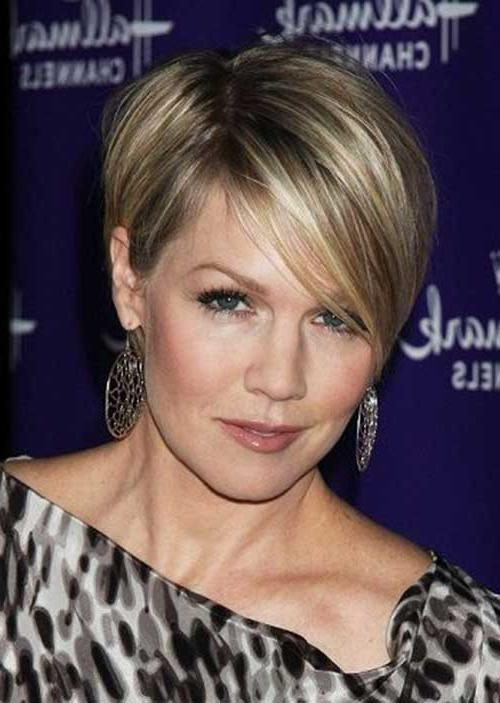 30 Best Short Haircuts For Women Over 40 | Short Hairstyles 2016 Inside Short Haircuts For Women Over (View 2 of 20)