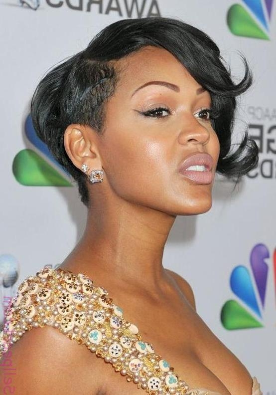 30 Best Short Hairstyles For Black Women Inside Sexy Black Short Hairstyles (View 7 of 20)