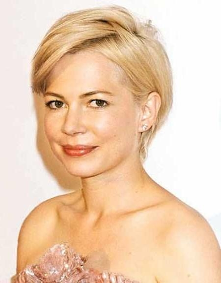 30 Best Short Hairstyles For Round Faces | Short Hairstyles 2016 Throughout Flattering Short Haircuts For Fat Faces (View 2 of 20)