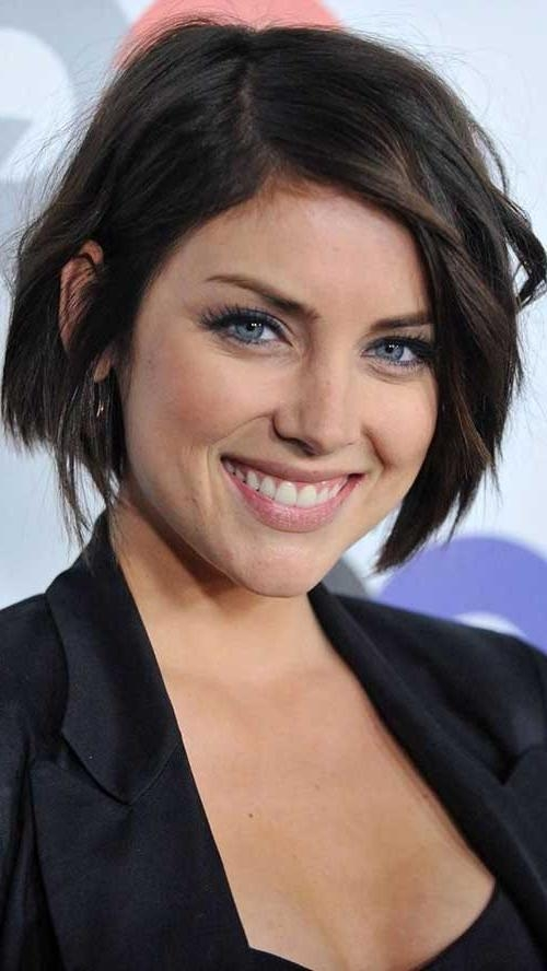30+ Brunette Bob Hairstyles 2015 – 2016 | Bob Hairstyles 2017 Inside Brunette Short Hairstyles (View 7 of 20)