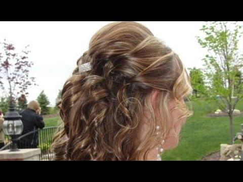 30 Half Up Half Down Hairstyles For Short Hair | Half Up Half Down With Half Up Half Down Short Hairstyles (View 10 of 20)
