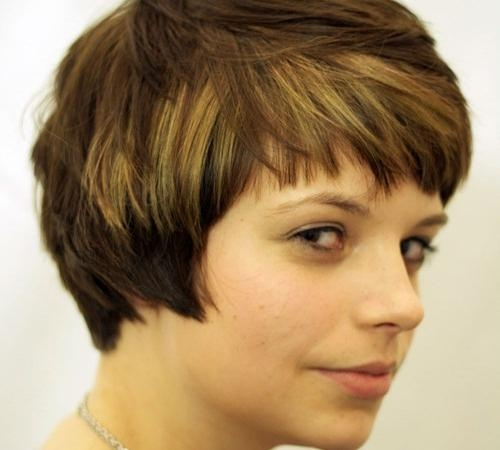 short haircut that covers the ears 2018 popular short