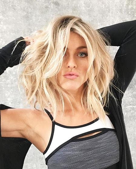 30 Super Short Hairstyles For 2017 – Crazyforus Inside Julianne Hough Short Hairstyles (View 10 of 20)
