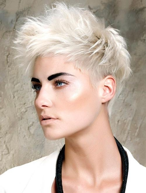 30 Trendy Short Hair For 2012  2013 | Short Hairstyles 2016 – 2017 Inside Trendy Short Hairstyles For Thin Hair (View 11 of 20)