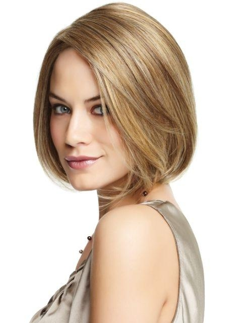 Featured Photo of Short Haircuts For Long Chin